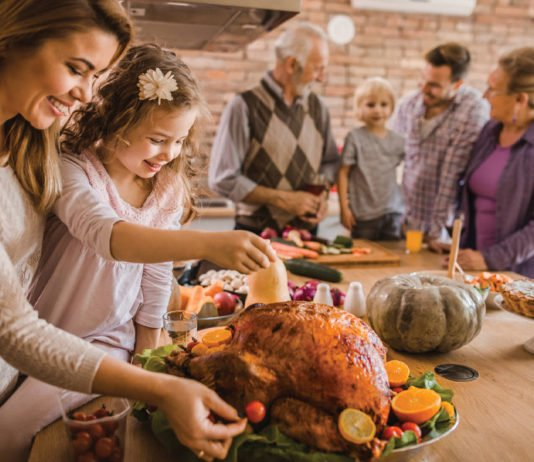 Holiday Cooking Safety Tips from Bonita Health Center