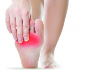 """""""On Your Feet!"""" Ball of Foot Pain"""