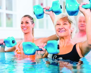 Improve Balance with Aquatic Therapy