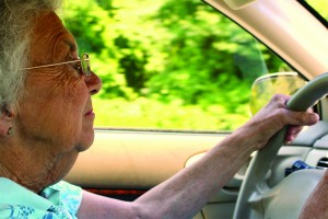 When Should Elderly Drivers Hang Up the Car Keys?