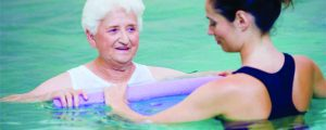 It's Time to Give Aquatic Therapy a Try